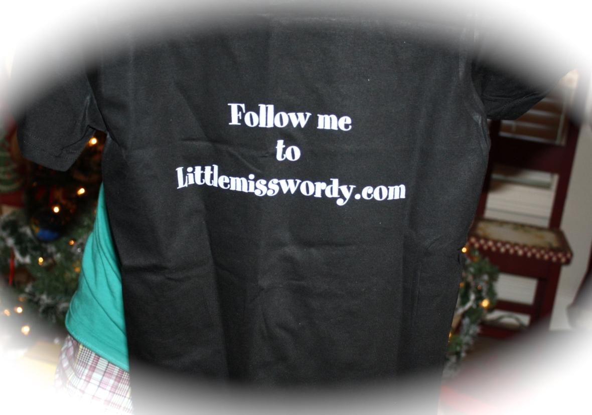 Follow Me To littlemisswordy.com