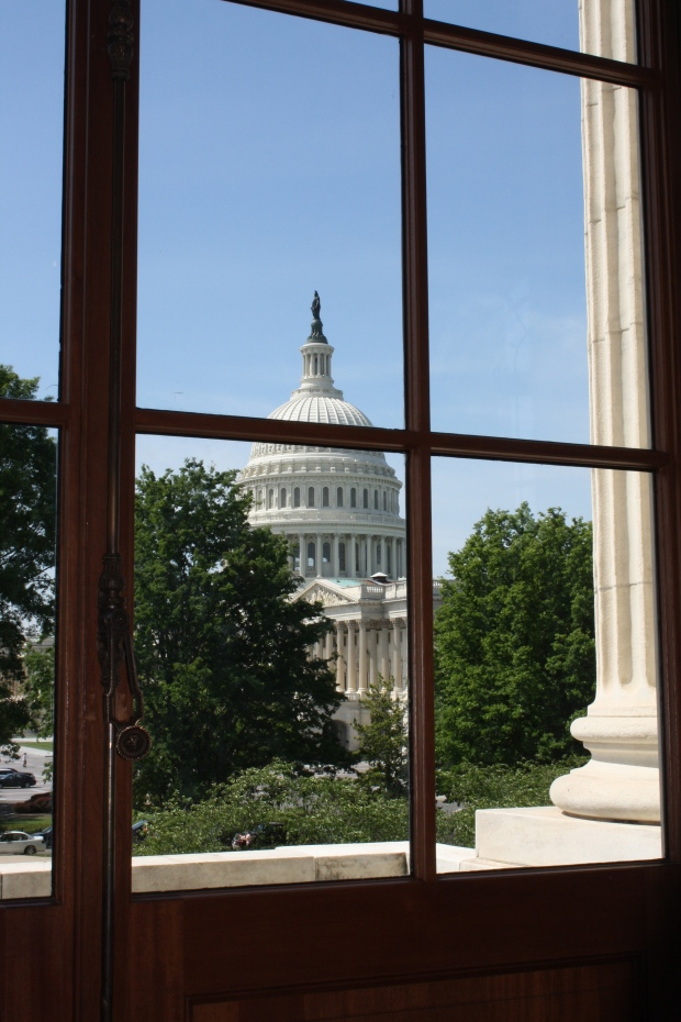 Washington, DC, Capitol Building Photo, Room With A View