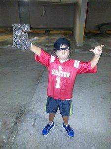 A Little Houston Football