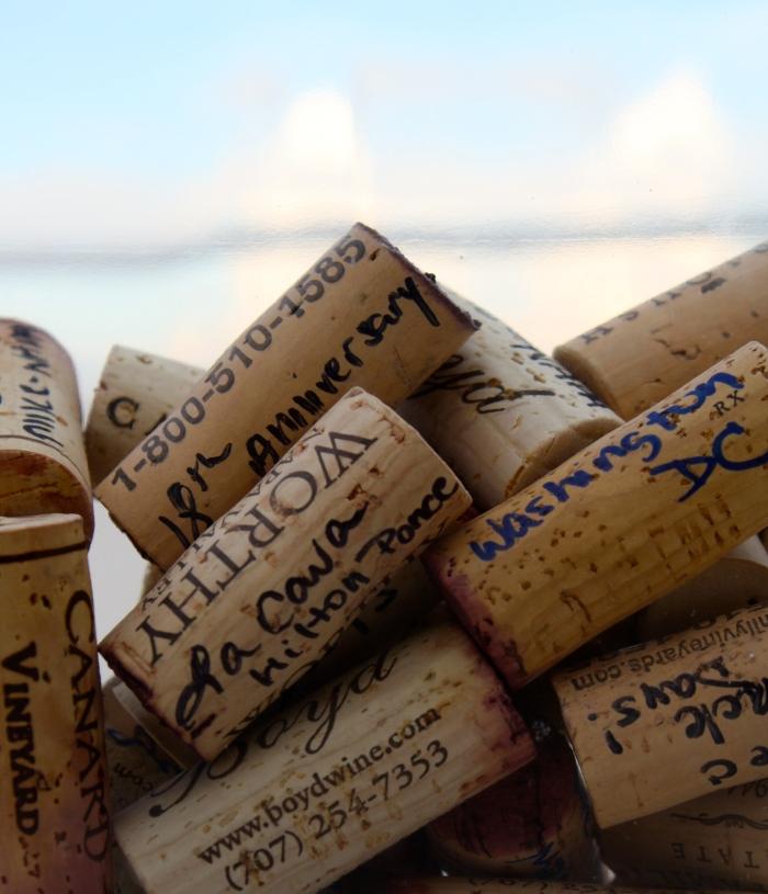 Jar of Corks