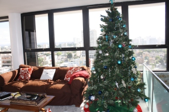 Surprise Christmas Tree