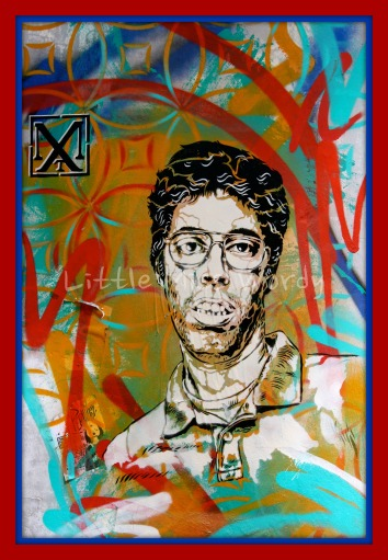 Street Art, Portrait, San Juan Art, Puerto Rico