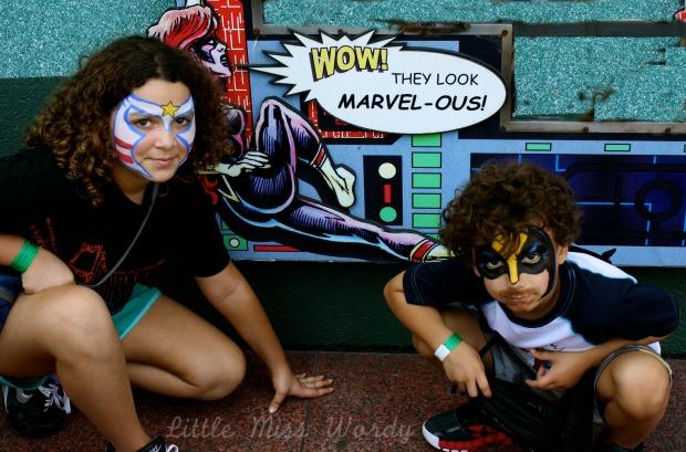 My Superheroes