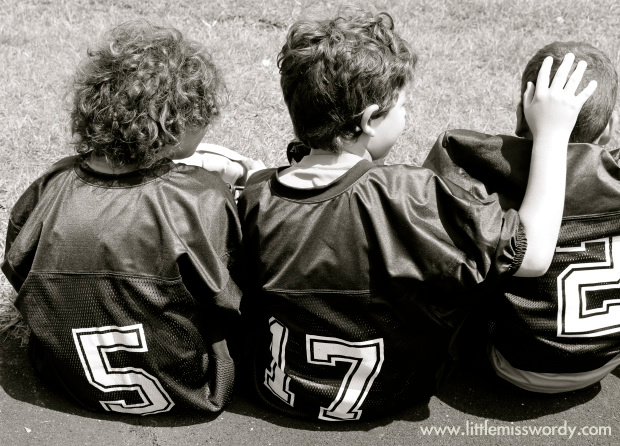 Football - Little Rascals