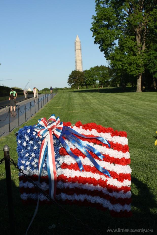 Freedom Isn't Free, Memorial Day, Washington, DC