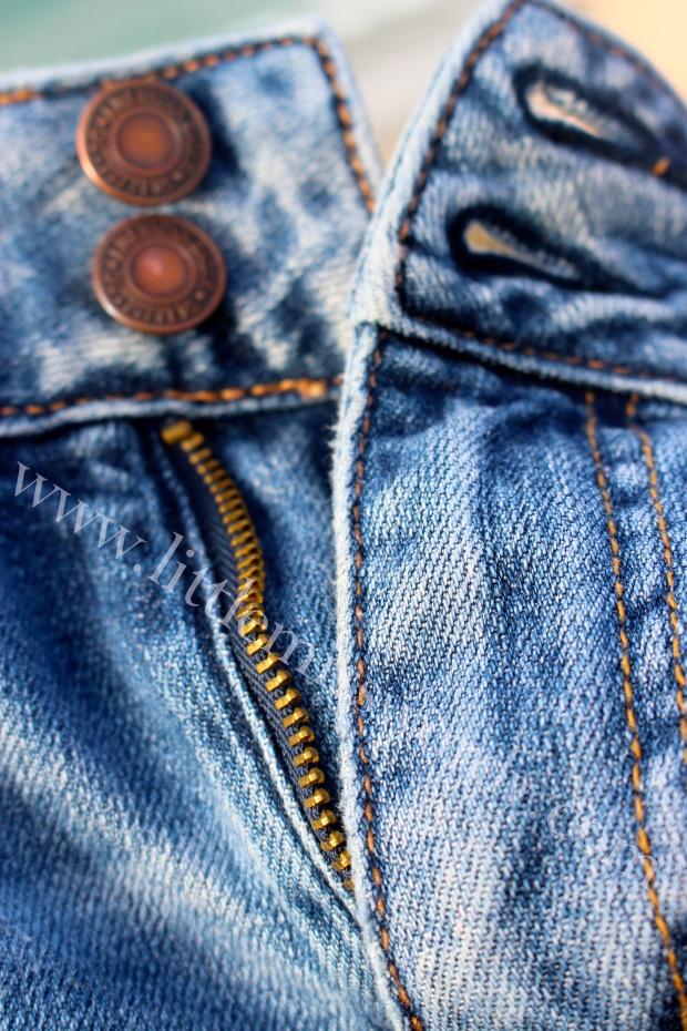 Denim, Well-Worn Jeans, Favorite Jeans