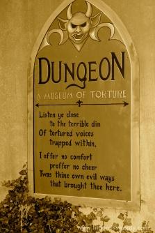 Renaissance, Dungeon