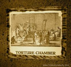 Torture Chamber, Renaissance