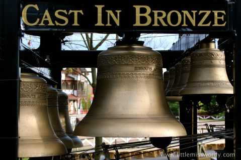 Cast in Bronze, Bronze Bell