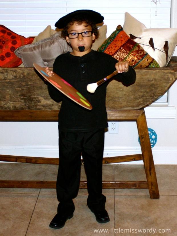 Evan the Artist1