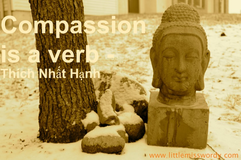 #1000Speak, Compassion, Meditation