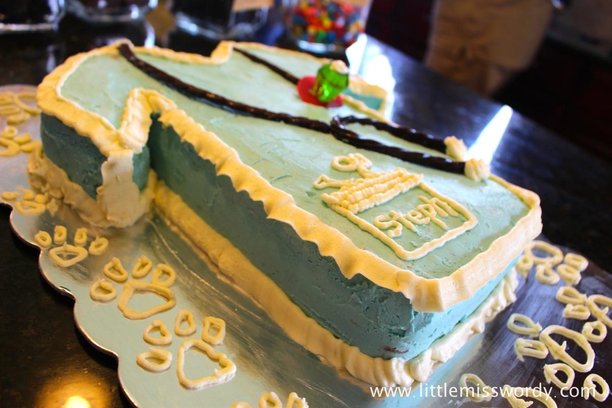 Scrub Cake, Vet Cake, Medical Cake