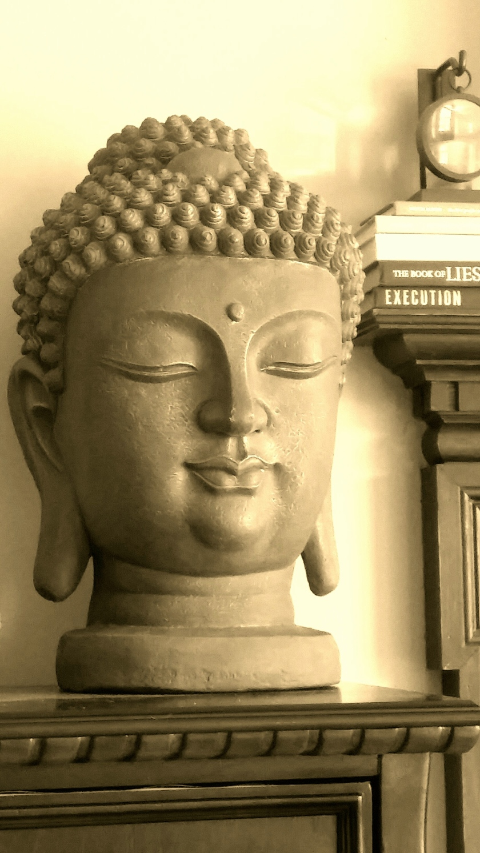 My new Buddha