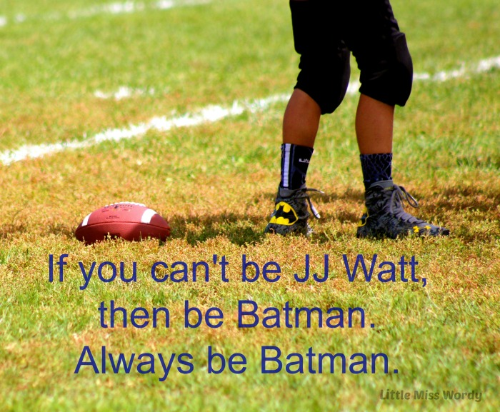 JJ Watt Batman